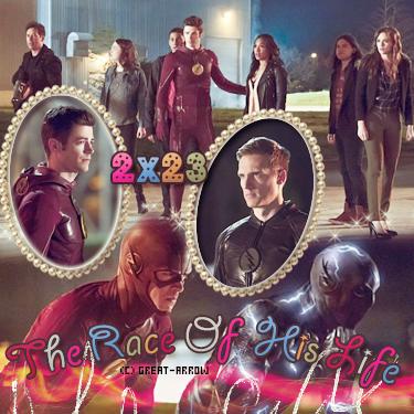 ■ The Flash : Episode 2x23 ---_ ---_ ---_-----_-----_-----_-----_-----_-----_-----■_Décoration-----■_CréationI