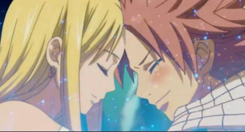 One shot Fairy tail n°1 Nalu