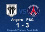 Angers 1 - 3 PSG