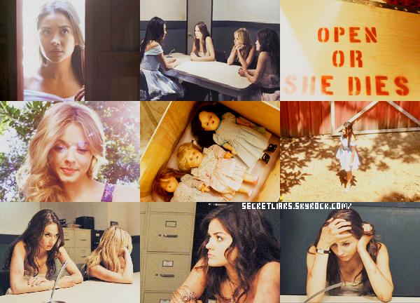 """Voici quelques stills de l'épisode 12 de la saison 2  """"Over My Dead Body"""""""