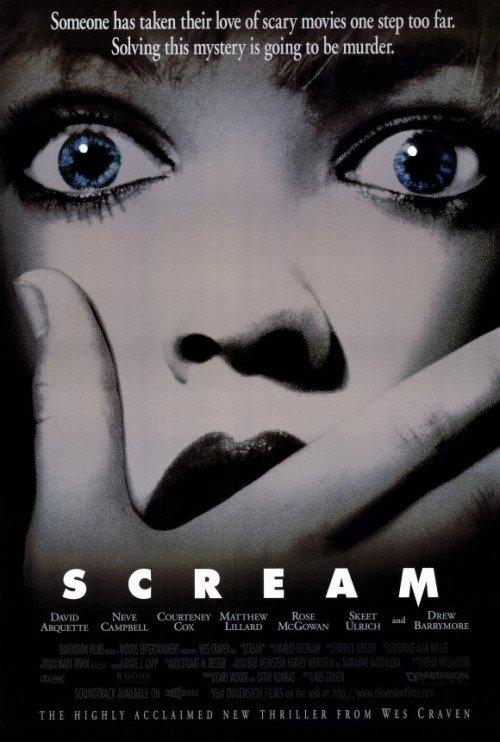 le film scream