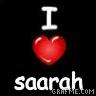 Saarah<3