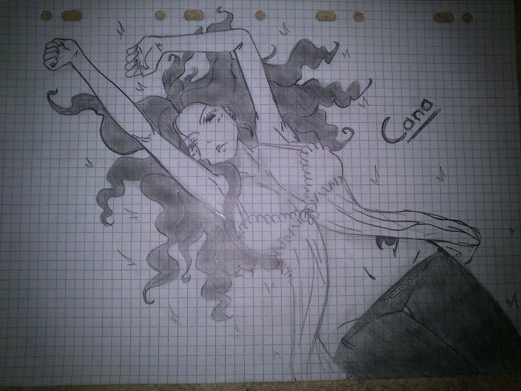 Mes dessin de fairy tail 1