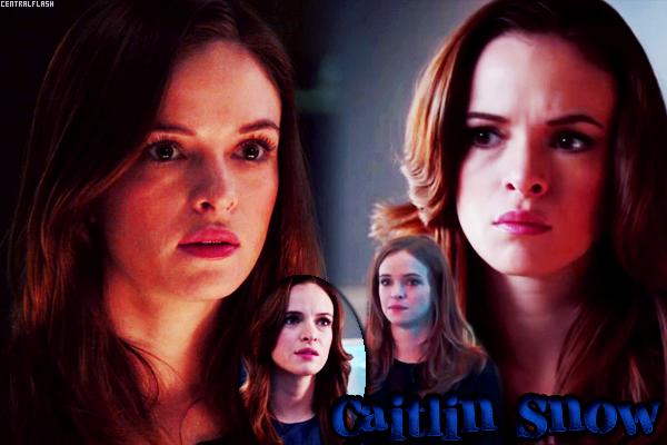 Présentation de Caitlin Snow.