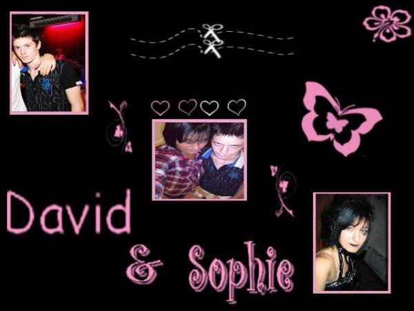 (^°\>DAViiD & SOPHiiE</°^)