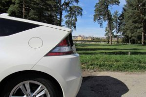 Honda CR-Z Hybride