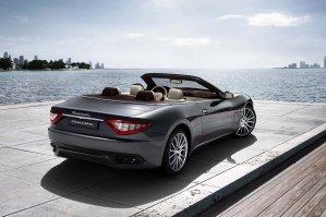 Maserati GrandCabrio V8