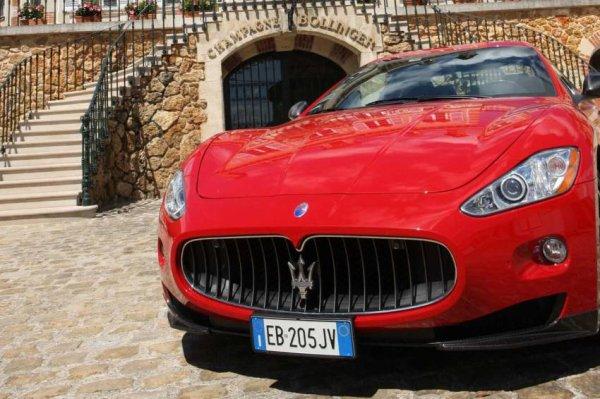 Maserati GranTurismo MC Sport Line