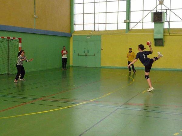 Handball : 3