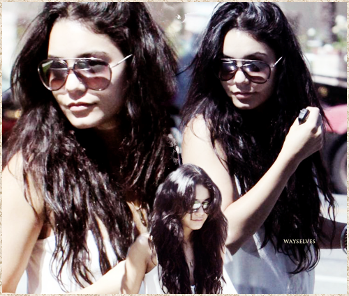 ~ ________________• | Vanessa Hudgens » THE FASHIONISTA. __________________Une icon mode. ~