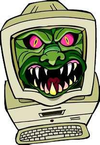 ----------55% des ordinateurs sont infecter pars des :  -Virus , Troyens , Worms , Spwares , etc.........