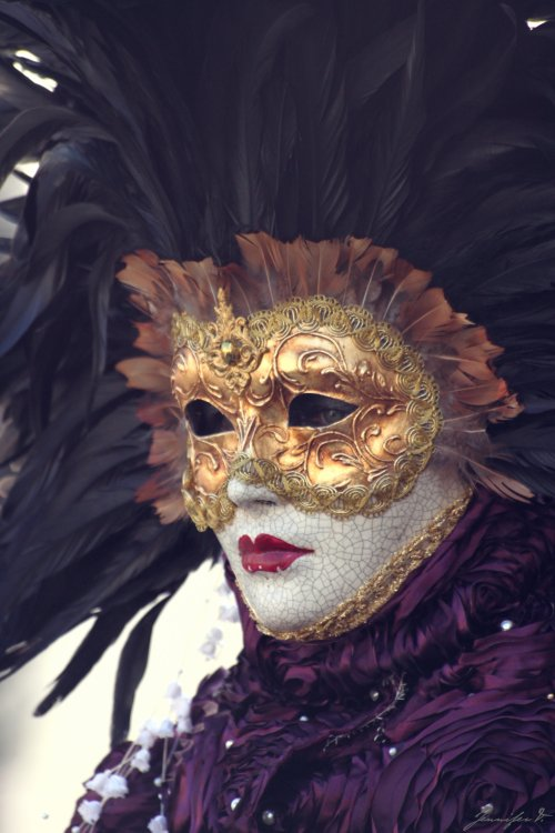 Reine des Masques