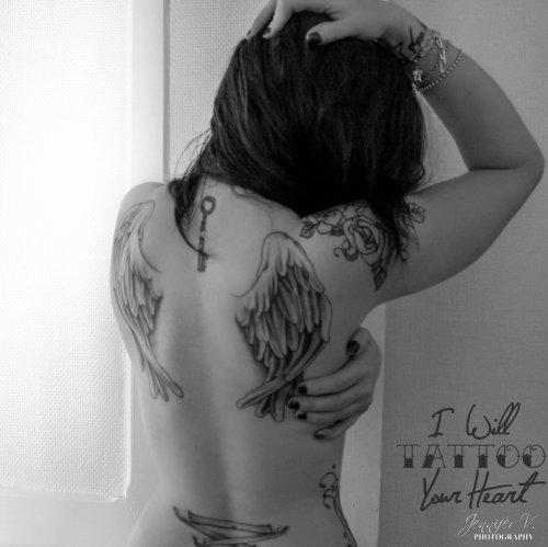 I Will Tattoo Your Heart