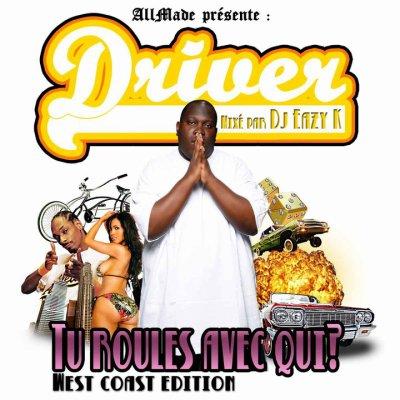 """Ma nouvelle mixtape: """"tu roules avec qui? (West coast edition)"""