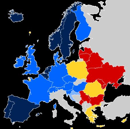 Combien d'États autorisent les mariages homosexuels