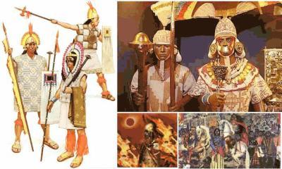 Fotos de guerreros incas 86