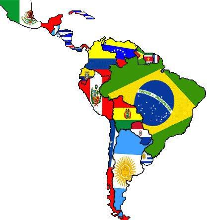 AMERICA LATINA presos de los Latins