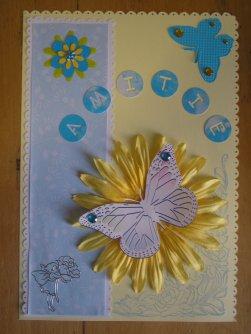 Feuilles décorées pour sunny84