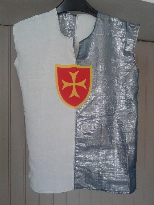 Tunique de chevalier