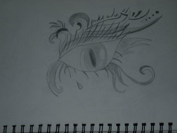 voici mon dessin