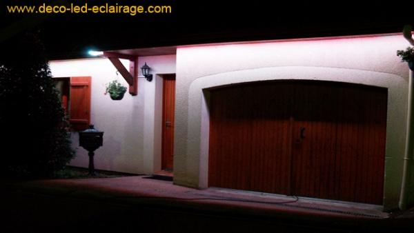 Blog de deco led eclairage blog de deco led eclairage - Eclairage facade maison ...