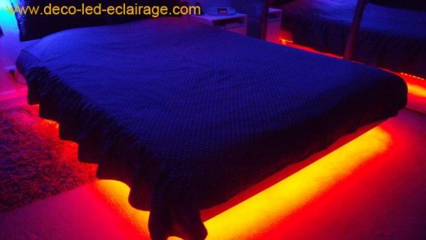 chambre blog de deco led eclairage. Black Bedroom Furniture Sets. Home Design Ideas