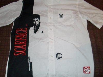 Scarface chemise