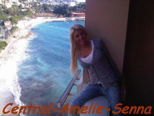 Page Facebook d'Amélie.