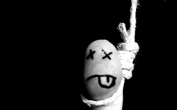 Le suicide ...