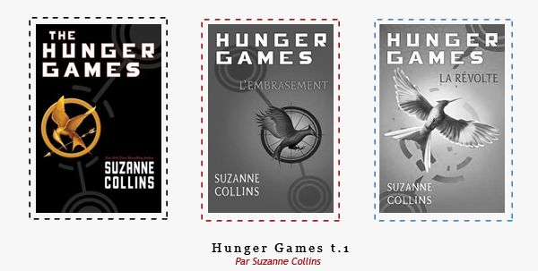 """Hunger Games"" t.1 - Suzanne Collins"