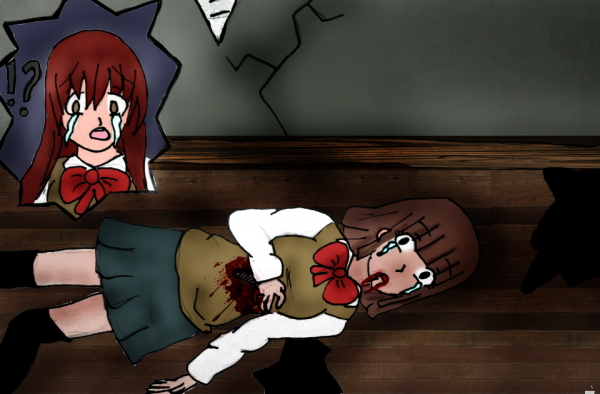 Corpse Party - More Blood ~ Chapitre 02