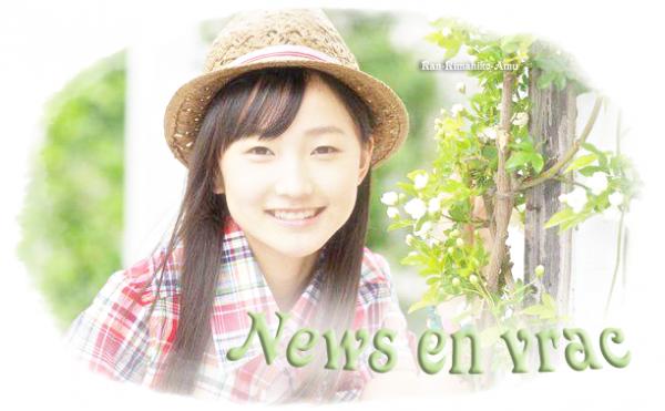 News en vrac .___.
