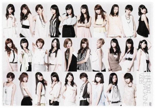 Idoles are my life ♥ Sayonnara Berryz Kobo ♥