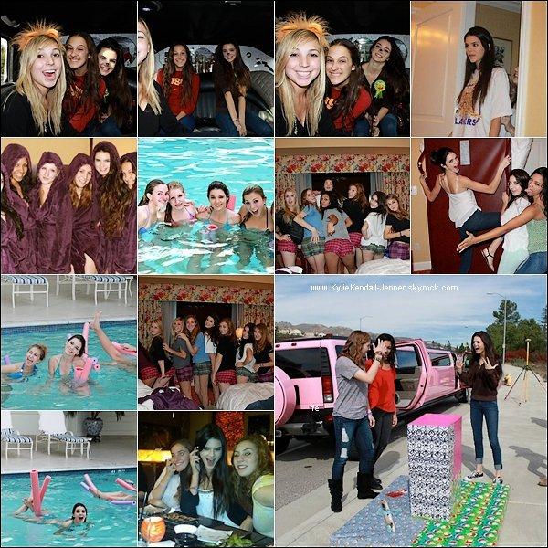 . _PHOTOS PERSONNELLES - Kendall & Kylie au mexique lors de leurs vacances , la semaine dernière.   .