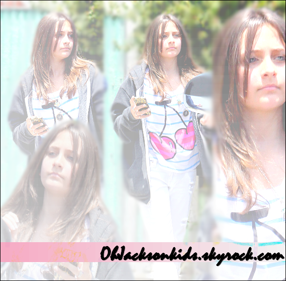 Candids|paparazzi photos-   Paris Jackson leaving acting class- 4th June 2011