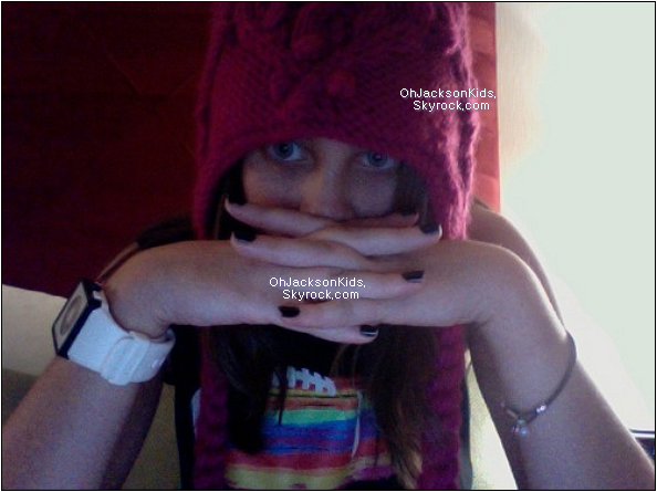 Exclusive|Personal pictures-  Paris Jackson Personal photo.