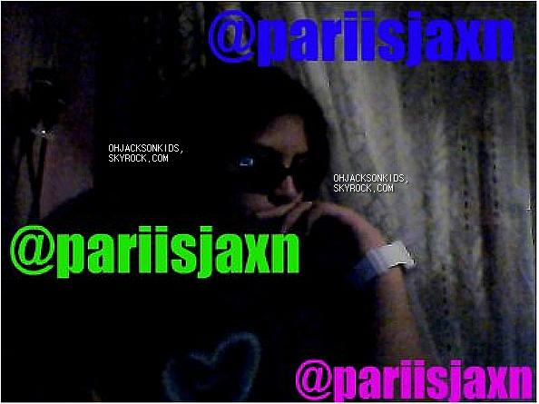 Paris Jackson?...
