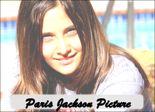 HQ Paris Picture: Unleaked Paris Jackson Picture that is in good quality!