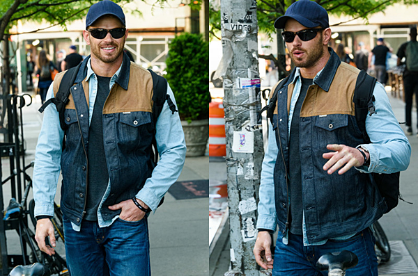 .  12.05.2016 l Kellan dans les rues de New York City. + TOP, BOF, FLOP ? .