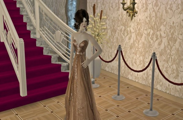 Miss Sims: Manche 2 ! Le jury