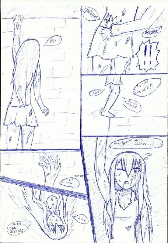 Des pages que je dessine !!