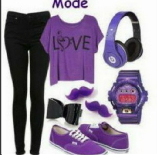 Mode Violet Swagg