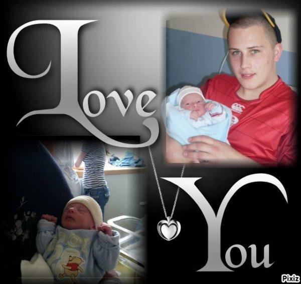 mes deux fils !!!!!