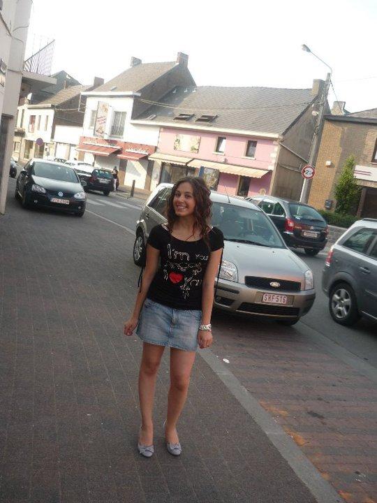 Fiona, 14ans, Prise, Clément <3