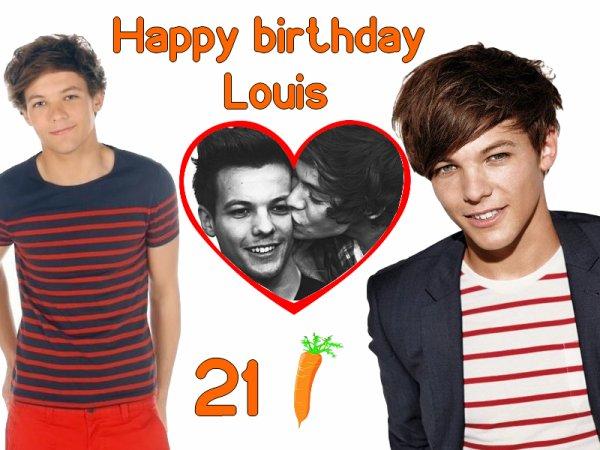 Happy Birthday Louis !!!!!!