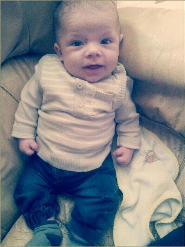 mon fils .. Enzo <3