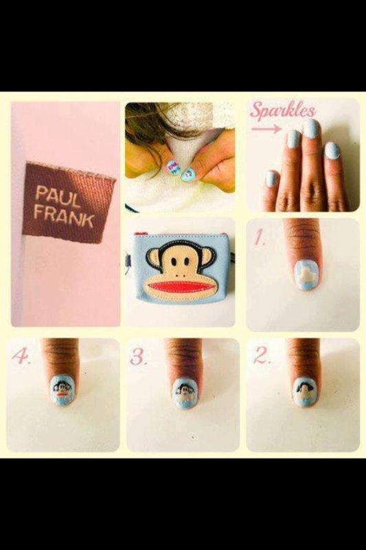 Tuto Paul Frank ;)