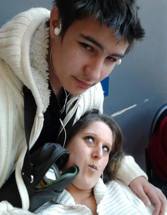 Lysandre et moi
