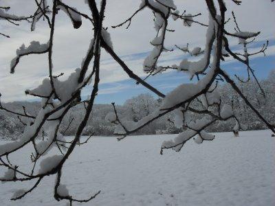 week end sous la neige