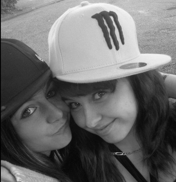 Moi & Cindy <3